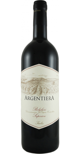 "Вино ""Argentiera"" Bolgheri Superiore DOC, 2017, 0.75 л"