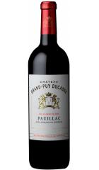 Вино Chateau Grand-Puy Ducasse, 5-eme Grand Cru Classe Pauillac AOC, 2014, 0.75 л