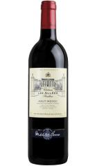 """Вино Chateau Senilhac, """"Les Allees"""", Haut-Medoc AOC, 2014, 0.75 л"""