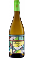 "Вино Dominio de Tares, ""La Sonrisa de Tares"", Bierzo DO, 2019, 0.75 л"