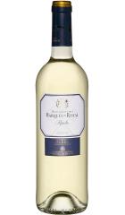 """Вино """"Herederos del Marques de Riscal"""", Rueda Verdejo, 2019, 0.75 л"""