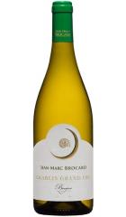 "Вино Jean-Marc Brocard, Chablis Grand Cru AOC ""Bougros"", 2018, 0.75 л"