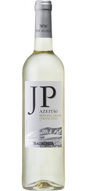 "Вино Bacalhoa, ""JP"" Azeitao Branco, 2020, 0.75 л"