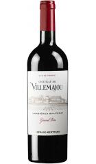 """Вино Gerard Bertrand, """"Chateau de Villemajou"""" Rouge, Corbieres AOP, 2016, 0.75 л"""