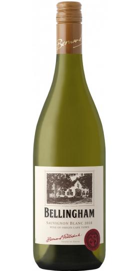 "Вино Bellingham, ""Homestead Series"" Sauvignon Blanc, 2018, 0.75 л"