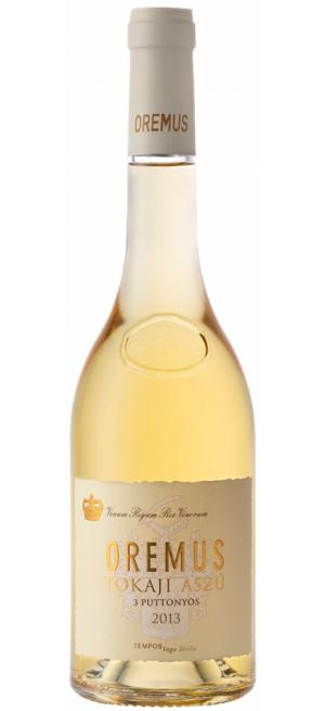 "Вино Oremus, ""Tokaji Aszu"" 3 ptt, 2013, 0.5 л"