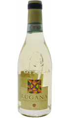 "Вино Azienda Agricola Ottella, ""Lugana"" Ottella, 2018, 375 мл"