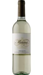 Вино Minini, Orvieto DOC, 2019, 0.75 л