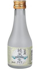 """Саке """"Hakushika"""" Fresh & Light Junmai Namachozo, 180 мл"""