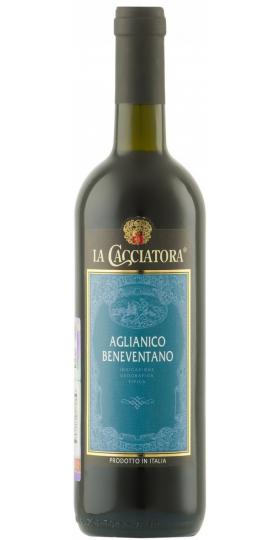 """Вино """"La Cacciatora"""" Aglianico Beneventano IGT, 0.75 л"""