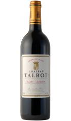 Вино Chateau Talbot, St-Julien AOC 4-me Grand Cru Classe, 2015, 0.75 л