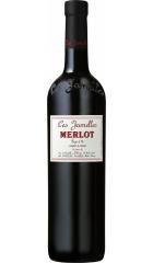 Вино Les Jamelles, Merlot, Pays d'Oc IGP, 2018, 0.75 л