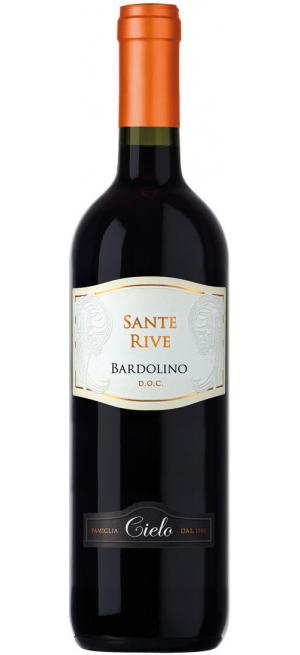 "Вино ""Sante Rive"" Bardolino DOC, 2018, 0.75 л"
