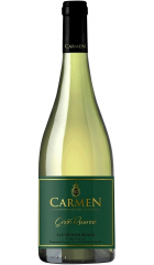 "Вино Carmen, ""Gran Reserva"" Sauvignon Blanc, 2019, 0.75 л"