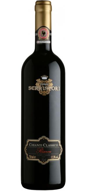 Вино Conti Serristori, Chianti Classico Riserva DOCG, 2008, 0.75 л