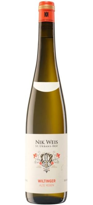 "Вино Nik Weis, ""Wiltinger"" Alte Reben, 2016, 0.75 л"