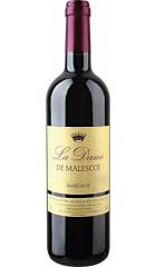 """Вино Chateau Malescot St.Exupery, """"La Dame de Malescot"""", Margaux AOC, 2011, 0.75 л"""