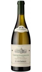 Вино Lupe-Cholet, Corton-Charlemagne Grand Cru AOC, 2016, 0.75 л