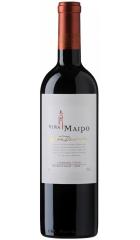 "Вино Vina Maipo, ""Gran Devocion"" Carmenere/Syrah, 2015, 0.75 л"