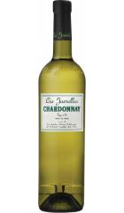 Вино Les Jamelles, Chardonnay, Pays d'Oc IGP, 2018, 0.75 л