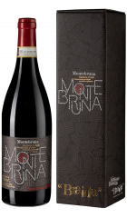 "Вино ""Montebruna"" Barbera d'Asti DOCG, 2017, gift box, 0.75 л"