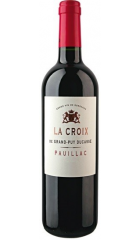 "Вино ""La Croix"" de Grand-Puy Ducasse, Pauillac AOC, 2014, 0.75 л"