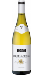 Вино Georges Duboeuf, Pouilly-Fuisse, 2018, 0.75 л