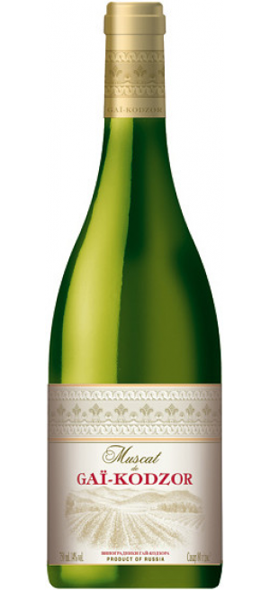 Вино Мускат де Гай-Кодзор, 2018, 0.75 л