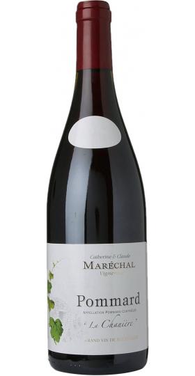 """Вино Catherine et Claude Marechal, Pommard """"La Chaniere"""" AOC, 2016, 0.75 л"""