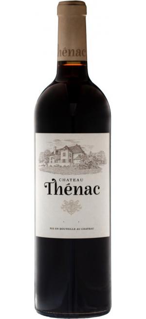"""Вино """"Chateau Thenac"""" Rouge, Bergerac AOC, 2014, 0.75 л"""