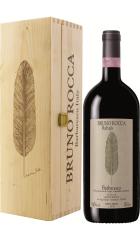 "Вино Rabaja di Bruno Rocca, Barbaresco ""Rabaja"" DOCG, 2016, wooden box, 1.5 л"