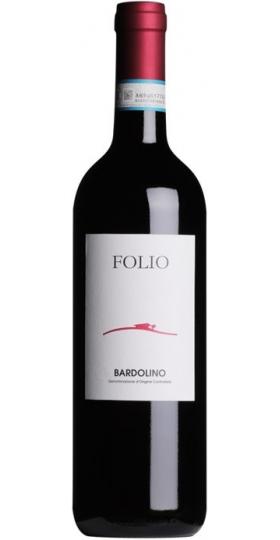 "Вино ""Folio"" Bardolino DOC, 2019, 0.75 л"