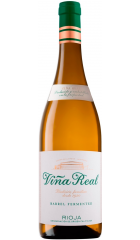 Вино Vina Real, Blanco Fermentado en Barrica, Rioja DOC, 2018, 0.75 л