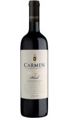 """Вино Carmen, """"Winemaker's"""" Black, 2017, 0.75 л"""