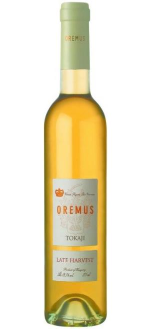 Вино Oremus, Cuvee Late Harvest, 2016, 0.5 л