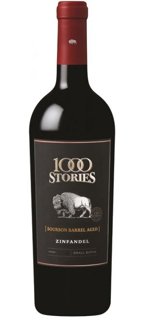 "Вино ""1000 Stories"" Zinfandel, 2018, 0.75 л"