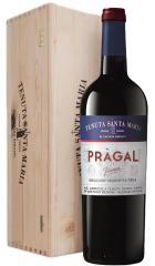 "Вино Tenuta Santa Maria, ""Pragal"", Verona IGT, 2016, gift box, 1.5 л"