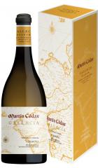"""Вино Martin Codax, """"Gallaecia"""" Albarino, 2013, gift box, 0.75 л"""