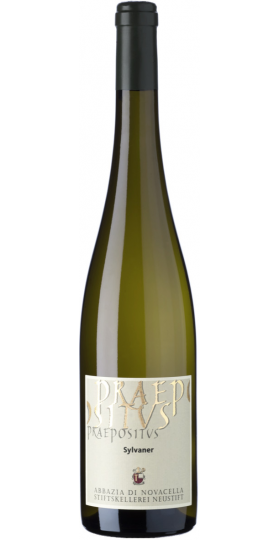 "Вино ""Praepositus"" Sylvaner, Abbazia di Novacella, 2017, 0.75 л"