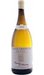 "Вино Domaine des Malandes, Chablis Grand Cru ""Les Clos"" AOC, 2018, 1.5 л"