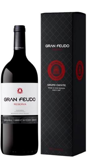 "Вино ""Gran Feudo"" Reserva, Navarra DO, 2010, gift box, 1.5 л"