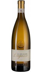 """Вино Bertani, """"Le Quaiare Lugana"""", Lugana DOC, 2018, 0.75 л"""
