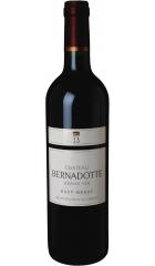 Вино Chateau Bernadotte, AOC Cru Bourgeois, 2014, 0.75 л