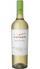 """Вино """"Kaiken Estate"""" Sauvignon Blanc Semillon, 2020, 0.75 л"""