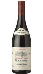 "Вино Lupe-Cholet, Bourgogne Pinot Noir ""Comte de Lupe"" AOC, 2018, 0.75 л"