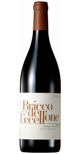 """Вино """"Bricco dell'Uccellone"""", Barbera d'Asti DOC, 2014, 0.75 л"""
