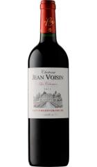 "Вино Chateau Jean Voisin, ""Les Coteaux"", Saint-Emilion Grand Cru AOC, 2011, 0.75 л"