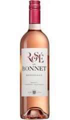 """Вино Andre Lurton, """"Rose de Bonnet"""" Bordeaux AOC, 2018, 0.75 л"""