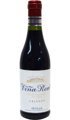 Вино Vina Real, Crianza, 2016, 375 мл