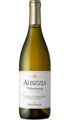 "Вино ""Albizzia"", Toscana IGT Chardonnay, 2017, 0.75 л"